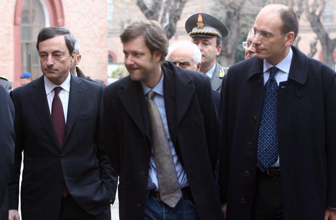 Andreatta: «Con Letta per il Pd inizia la fase 3 . Sulle elezioni si torni al Mattarellum»
