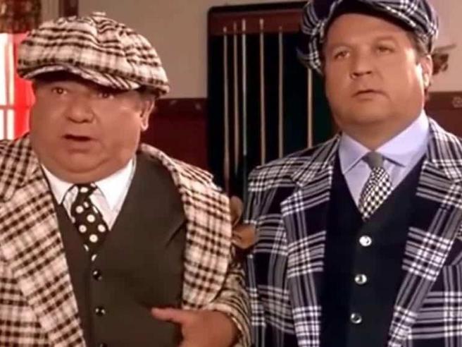 «Le comiche» in tv: il cameo del figlio di Villaggio, la notizia (e la smentita) della scomunica al regista e gli altri 5 segreti del film