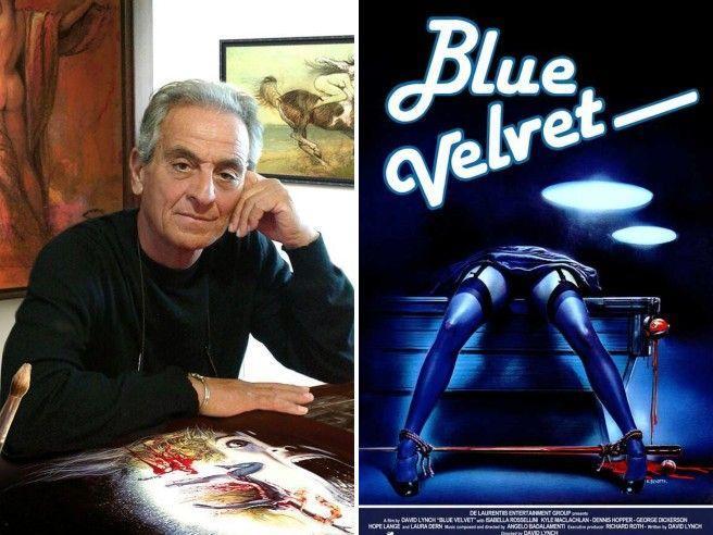 È morto Enzo Sciotti, disegnatore di poster cinematografici: 10 locandine da «Blue Velvet» a «Borotalco»