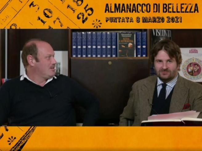 «Almanacco di bellezza», il più snob dei  programmi della nostra tv