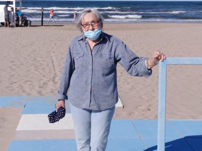 Scrittrice a 86 anni nel lockdown: «La pandemia? È peggio della guerra»