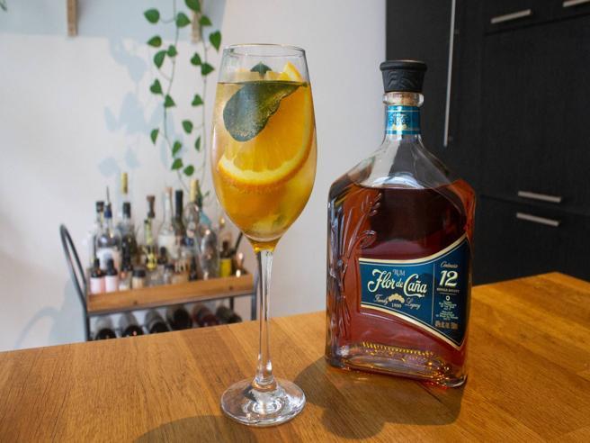 Flor de cana, la personalità del rum nato sotto al vulcano