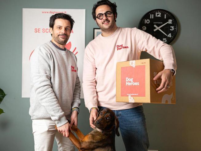 Dog Heroes, è italiana la super startup di cibo fresco per cani a domicilio