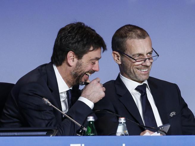 Superlega, Ceferin-Agnelli e la rottura di un'amicizia. Il n. 1 Uefa è stato il padrino della figlia