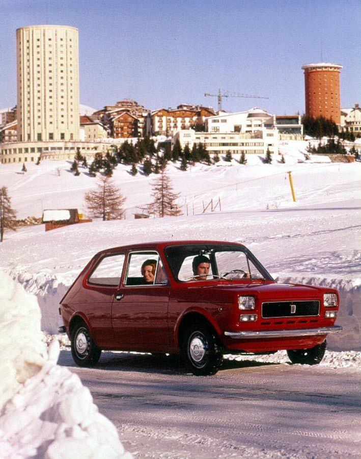 La Fiat 127 festeggia 50 anni