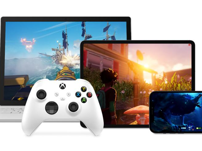 Xbox Cloud Gaming arriva su dispositivi iOS e PC (in beta e su invito)