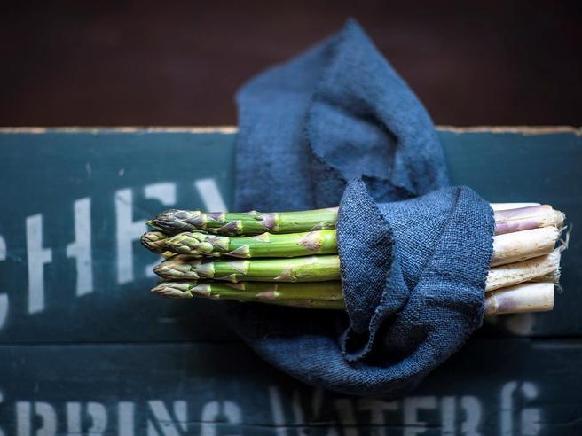 La stagione degli asparagi