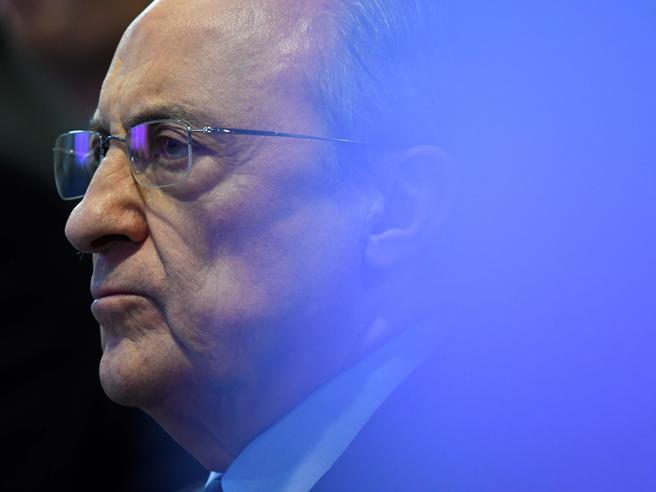 Perez: «Superlega, chi è andato via deve pagare 300 milioni di penali»
