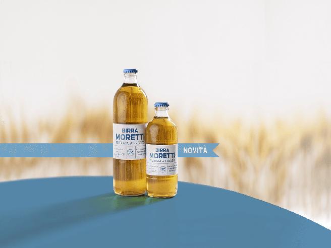 Filtrata a freddo, il nuovo sapore di birra Moretti
