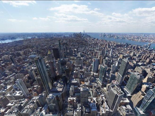 Questa è la foto di New York a più alta risoluzione mai scattata: 120 miliardi di pixel