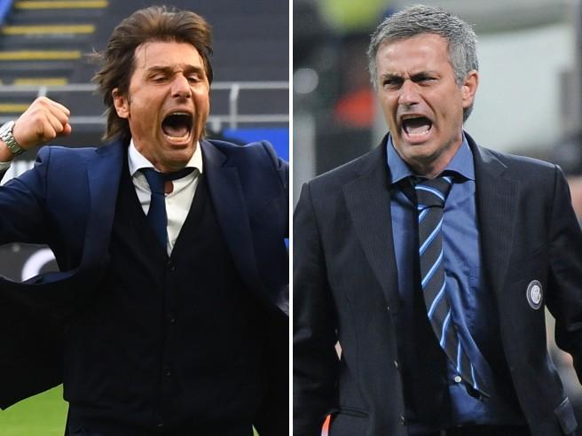 Conte meglio di Mourinho: numeri e statistiche del trionfo Inter