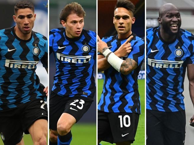 Inter, pagelle della stagione: Conte e Lukaku 9,5, 9 a Barella e Lautaro Il fattore Hakimi