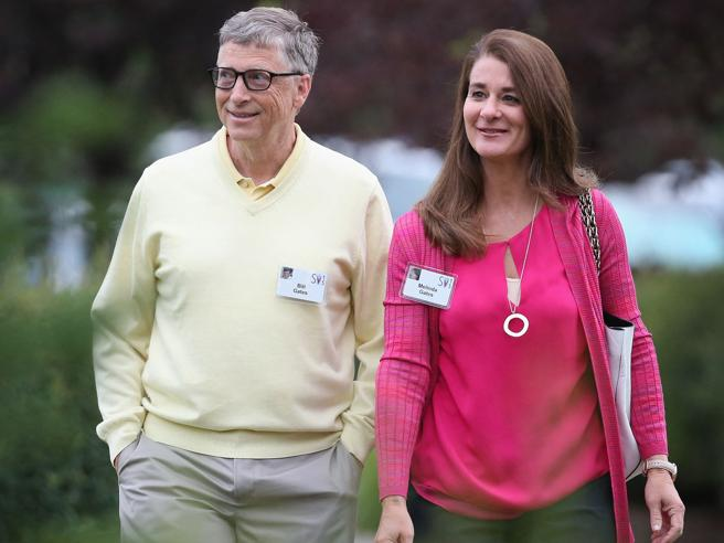 Gates, the divorce asked by her: what happens to 146 billion of assets and the Foundation