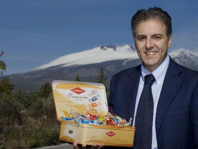 Condorelli denuncia il pizzo: «È per i miei figli e per la Sicilia»