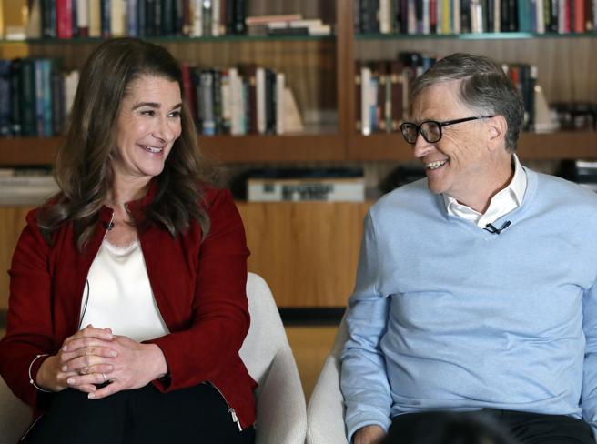 Divorzio tra Bill e Melinda Gates: dal primo incontro alla filantropia, la storia del loro matrimonio