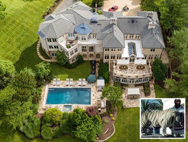 Mike Tyson, in vendita la super villa dove teneva anche le tigri (ma c'è lo sconto)