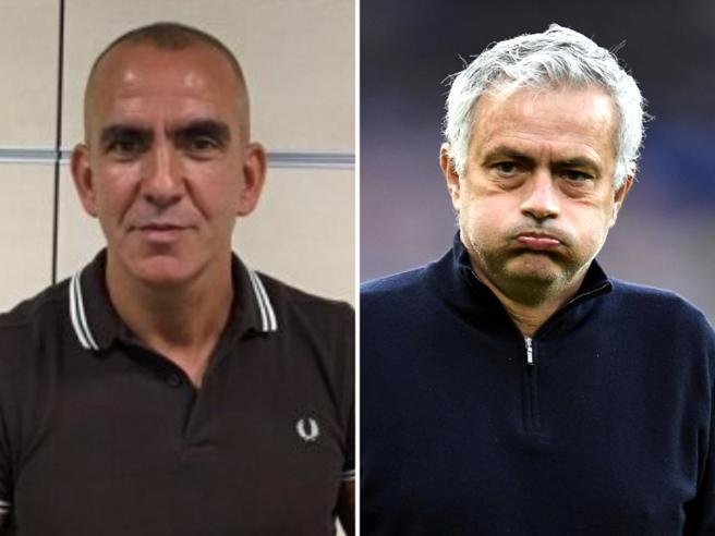 Di Canio, Mourinho e il Whatsapp che spacca Roma: «Mou è il peggio che c'è, poverino...». L'ex laziale: «Non devo scusarmi con nessuno»