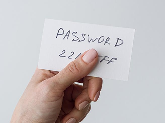 Come creare la password perfetta e quali errori non commettere