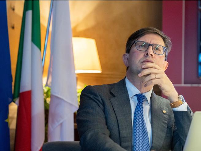 داریو ناردلا ، شهردار - ویولون ساز:
