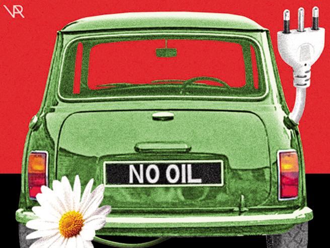 Auto elettrica, tra 6 anni costerà meno di quella a benzina (sparirà nel 2035)