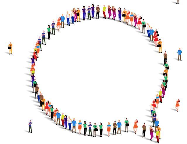 Si possono avere più di 150 amici? Per gli svedesi è solo questione di allenamento