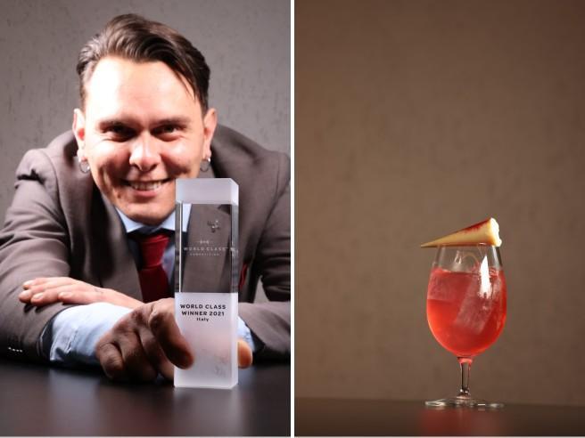 World Class, sfida tra cocktail: il bartender migliore d'Italia è Simone Molè
