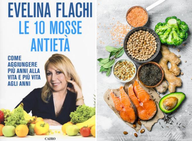 La nutrizionista Flachi: «Stile di vita, dieta e la regola del 5, ecco le strategie anti-età»