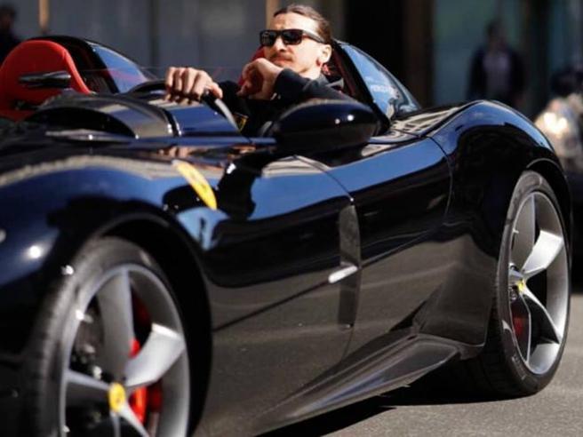 Le auto più costose dei calciatori: la top 11 con Cristiano Ronaldo, Ibrahimovic e Dybala