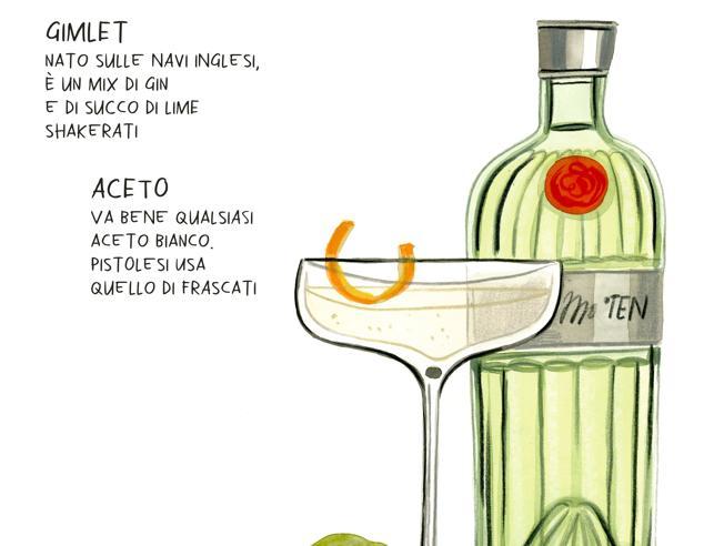 Tenet, agrumi per il corpo e gin per lo spirito