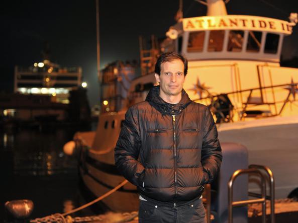 Qui al porto di Livorno (Buzzi)