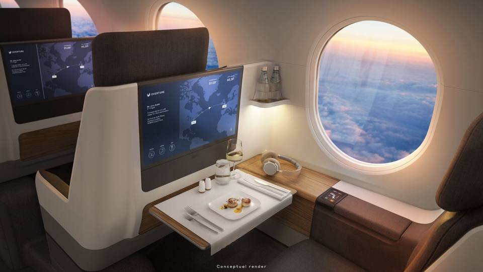 A bordo, privacy e comfort