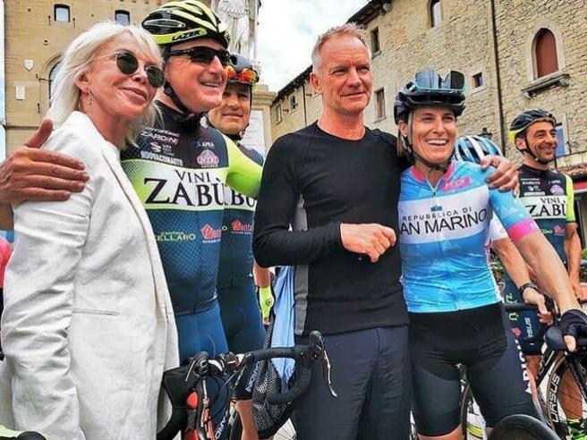 Sting e i ristoranti italiani: «La mia associazione per raccogliere fondi»