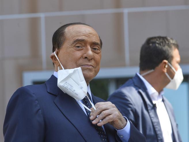 Berlusconi: «La giustizia? La sinistra se ne accorge solo ora. Io sto meglio ma sono i giudici la mia malattia»