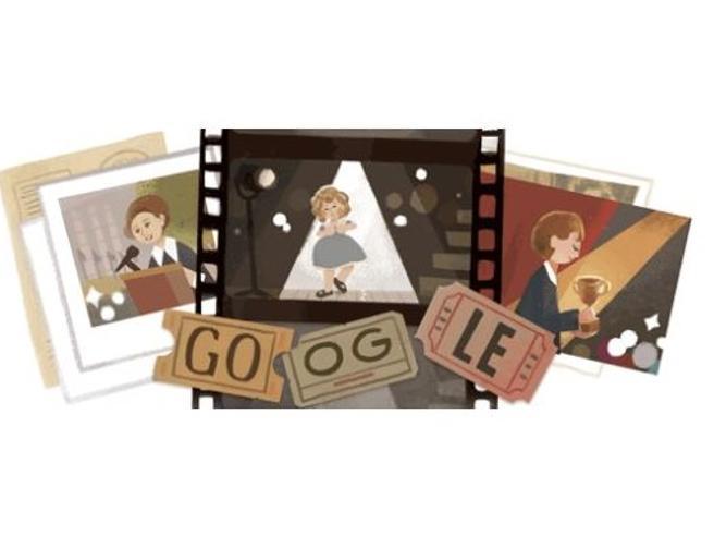 Shirley Temple, l'icona di Hollywood protagonista del doodle di oggi., Fenomenologia