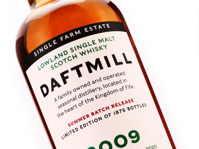 Daftmill, whisky di un solo uomo per chi ama il malto