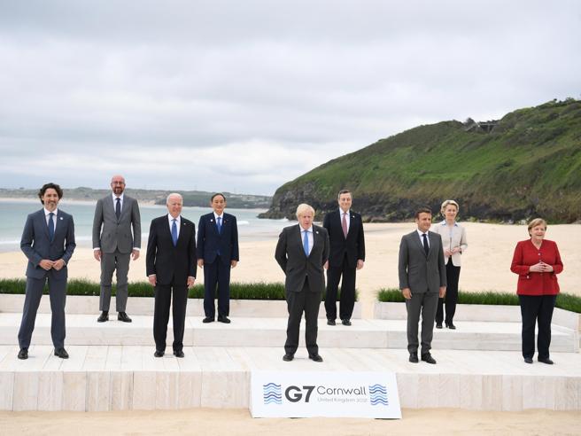 G7,  Biden lancia il suo piano per arginare il potere di Pechino. Ma l'Europa sta già frenando