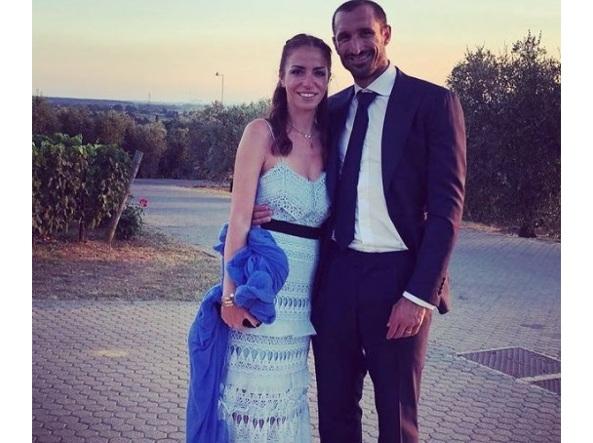 Carolina Bonistalli - Giorgio Chiellini - Uefa Euro 2020 ...