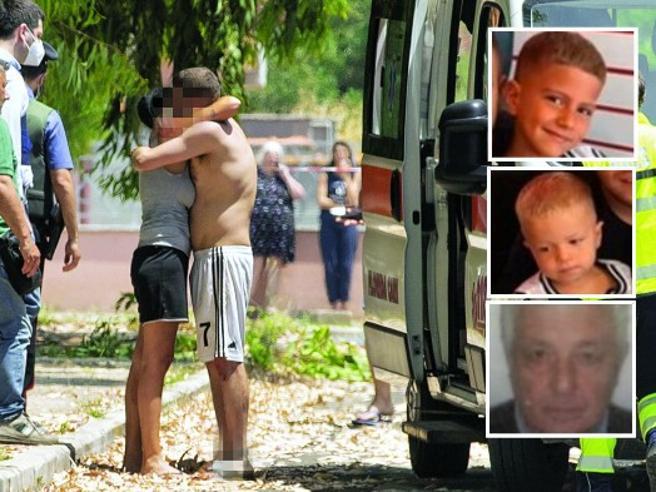 Sparatoria ad Ardea, il colpo alla tempia al passante eroe che ha provato a difendere i bambini