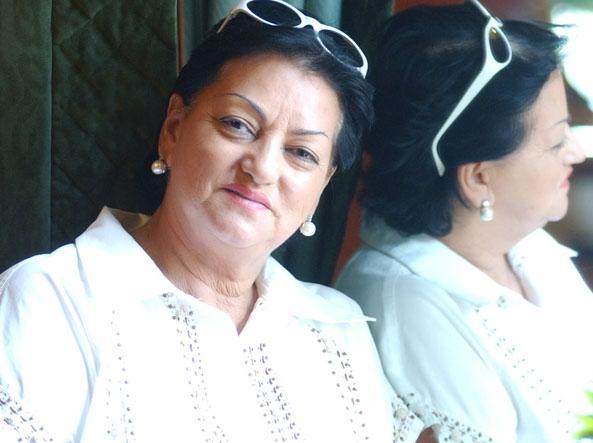 Marianna Mancini, la madre del c.t. Roberto Mancini