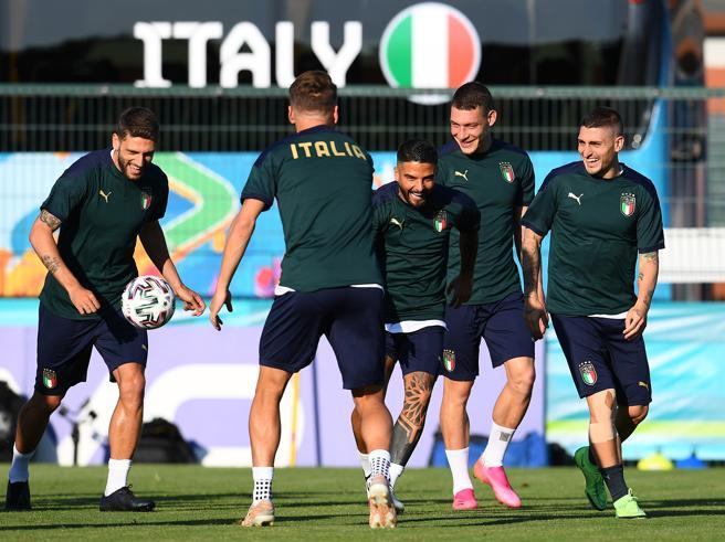 Italia-Svizzera, formazioni e dove vederla: con una vittoria azzurri qualificati