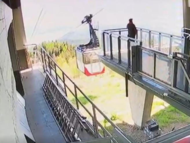 Cosa c'è nei video della caduta della funivia del Mottarone, agli atti dell'inchiesta