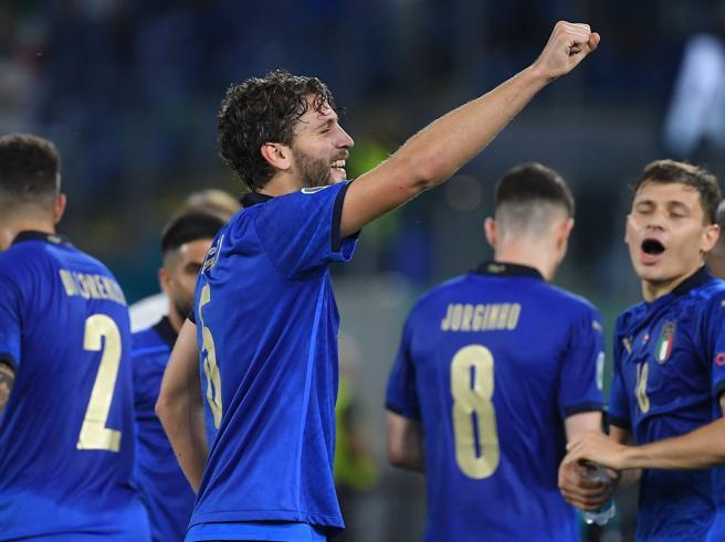 Italia-Svizzera 3-0 agli Europei, le pagelle: Locatelli alla Tardelli, Jorginho indispensabile, Spinazzola uomo immagine
