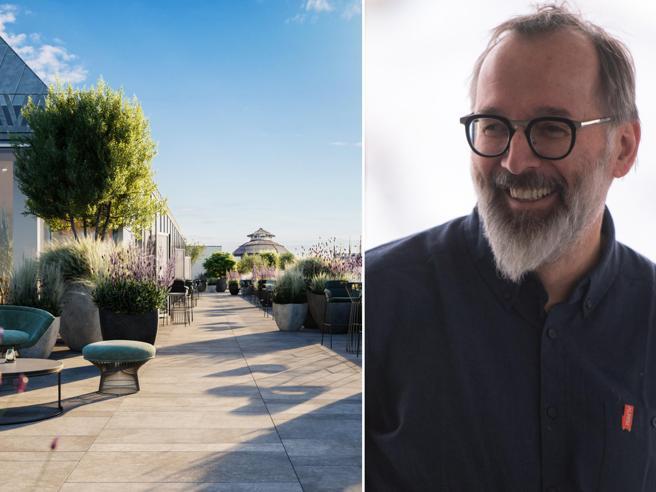 Arriva a Milano il primo ristorante (sostenibile) dello chef Niederkofler sul tetto di «The Medelan»