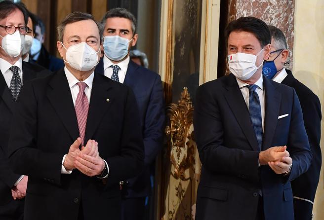 Così in quattro mesi in politica estera Draghi si è imposto sui populisti