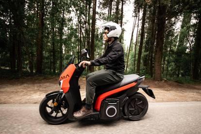 Seat Mò, lo scooter 125 elettrico