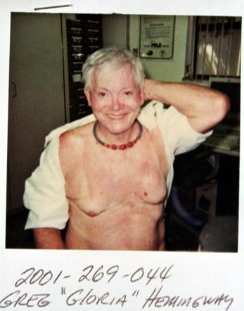 Le fils transgenre d'Hemingway (photo Sven Creutzmann / Mambo photo / Getty)