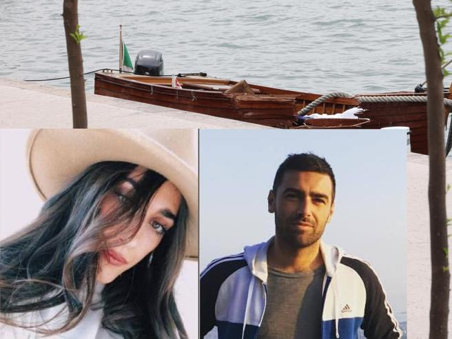 Lago di Garda, l'incidente a Salò: Umberto Garzarella e Greta Nedrotti speronati e uccisi da un motoscafo