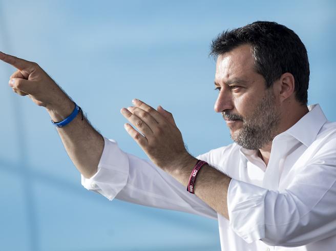 Salvini e Berlusconi rimangono distanti, dopo due ore di faccia a faccia