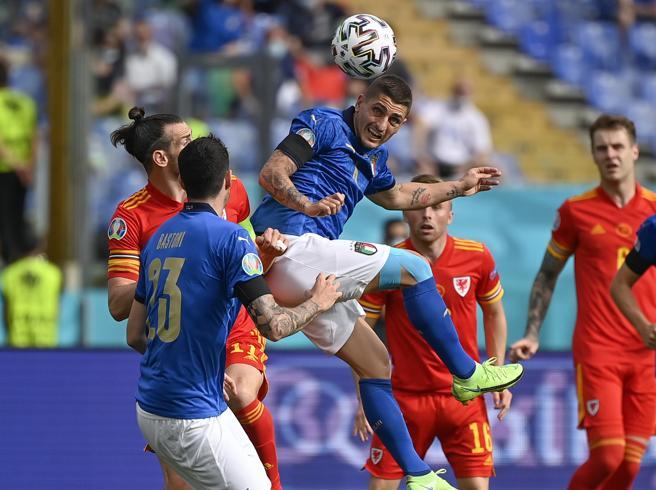 Italia-Galles 1-0, Sconcerti: una squadra di giovani maestri, Verratti la completa