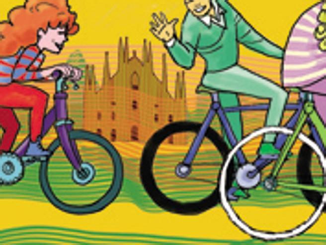 Bici, a Milano e Torino non si può vietare di parcheggiarla nel cortile del condominio